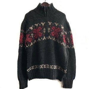 American Eagle wool blend sweater. Size XL